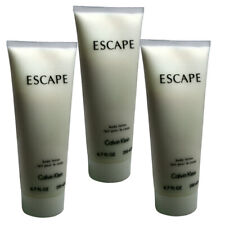 Escape by Calvin Klein for Women Combo Pack: Body Lotion 20.1oz (3x 6.7oz Tubes)