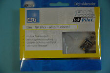 ESU 54615 Locomotive pilote v4.0 DCC Digital Décodeur avec 21mtc Interface NEUF