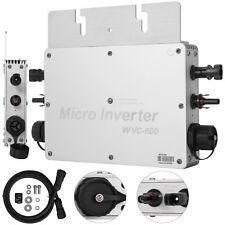 Vevor NQ-600W Grid Tie Micro Inverter WVC-600/110v FREE SHIPPING!