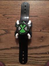 Omnitrix de ben 10 Bandai 2006 Luces Y Sonidos Fx Reloj Alien Force Ultimate