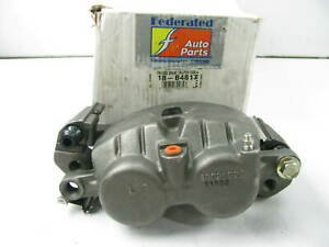 Federated 18-B4817 Remanufactured Disc Brake Caliper - Front Left