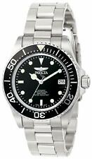 Invicta Mens 8926OB Pro Diver Stainless Steel Automatic Watch W/ Link Bracelet