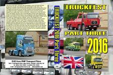 3303. Truckfest. UK. Trucks. Peterborough. May 2016. We continue with departures