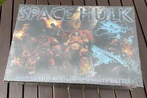 Space Hulk Board Game 2014 4th Edition. BNIB Still Sealed Games Workshop