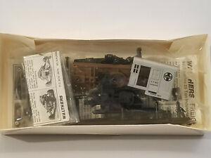 HO Walthers ATSF 25 ton industrial crane kit, new, in sealed bag