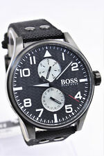 HUGO BOSS Herrenuhr 1513086 - RIESIG!!!!