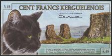 Archipel des Kerguelen / Kerguelen Islands 100 Francs 2010 (1)