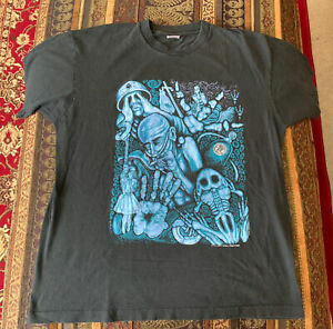 Vintage ALICE IN CHAINS XL 1993 Tour T-Shirt