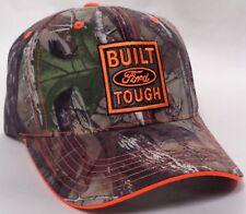 Hat Cap Ford Built Tough Truck True Timber Full Camo Hunting CF