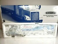First Gear 59-0176 Amana Freightliner FLD 120 Conventional Tractor w/48' Trailer
