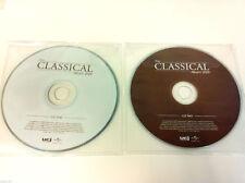 The Classical Album 2009 Various Artists 2 Disc CD Compilation Album DISCS ONLY