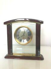 Home Decor London Clock Company Mantel Wooden Surround