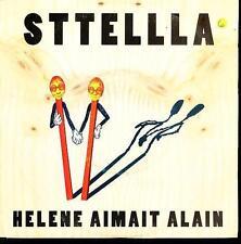 STTELLLA 45 TOURS BELGIQUE HELENE AIMAIT ALAIN+