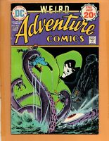 ADVENTURE COMICS  # 436 Mike Grell Spectre Aquaman VF