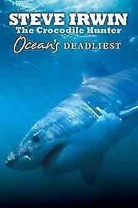 OCEANS DEADLIEST Steve Irwin DVD Crocodile Hunter ' His last ever Documentary '