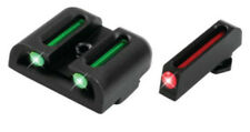 TruGlo Glock 42/43 Fiber Optic Sight Set-Green/Red-TG131G3