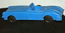 Wannatoy USA Plastic Toy- Blue Corvette Convertible by Wannatoy - Free Ship USA