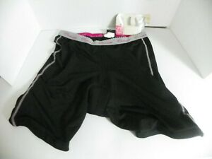 Canari Gel Padded Brief Cycle Wear Women/'s Size XLarge #7304 NWT E1