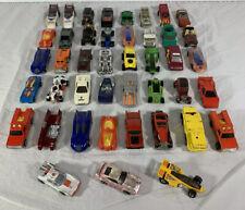 Vintage Hot Wheels Cars Trucks Lot of 43; 1970s - 1990s Ferrari F3 McDonald's
