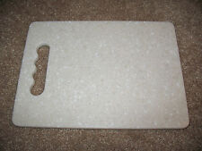 New Staron Pebble Saratoga Cutting Board Solid Surface Chopping Slicing Serving