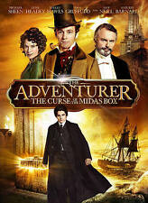 The Adventurer: The Curse of the Midas Box (DVD, 2014, Canadian)