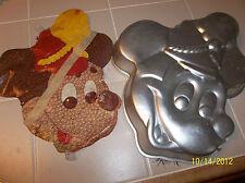 Vintage WILTON Mickey Mouse Cake Pan-#515-302