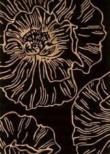 NEW Asiatic Carpets Matrix Liberty Rug Black Beige 200 x 300 cm RRP £779