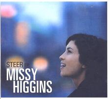 """MISSY HIGGINS """"SteerEP"""" 2007 4Trk CD  """"DustyRoad,TheBattle,LeaveANote(Demo)"""""""