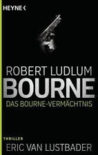Das Bourne Vermächtnis / Jason Bourne Bd.4 von Robert Ludlum (2016, Taschenbuch)