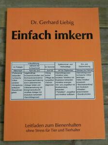 """""""Einfach Imkern"""" v.Dr. Liebig,Imker,Imkerei, 4.Auflage (2020),Bienen"""