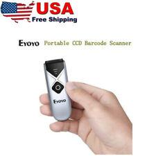 Eyoyo Mini Usb Barcode Scanner Wireless Bluetooth Ccd Screen Scanning Reader