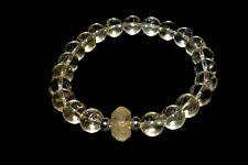 Citrine Quartz Bracelet Natural Stones Crystal Beads Success Abundance Happiness