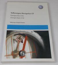 VW RNS 510 810 SEAT MEDIA SYSTEM SKODA EAST EUROPE SATELLITE NAVIGATION DISC V9