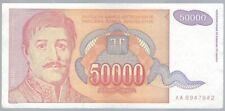 Banknote Jugoslawien / Yugoslavia - 50000 Dinar - 1994
