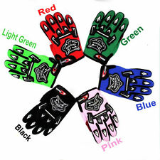 Youth Kids MX Motocross Off-Road ATV Bike Gloves Cycling Motorcycle Sport S M L