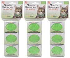 Neater Scooper Refill Bags | 135 Count Bulk Pack | Cat Litter Waste Bag