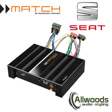 Match Amp & harness Package PP62DSP + FREE PP-AC Harness Cable Seat Ateca
