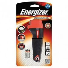 Energizer Impact Rubber Handheld LED Torch, 2x AAA Batteries included. BRAND NEW