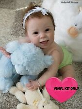 """KeNziE"" ToDDLeR DoLL KiT 25"" ~ REBORN DOLL SUPPLIES"