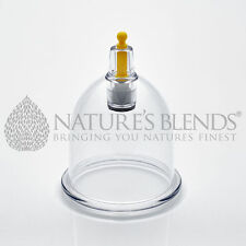 500 Nature's Blends Hijama Cups Cupping Therapy B3 4.6cm Free Next Day Delivery