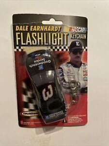Dale Earnhardt Sr NASCAR 2000 Collectible Flashlight Keychain
