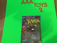 X-Men BROOD Action Figure Purple Card MOC 1994 Marvel Comics