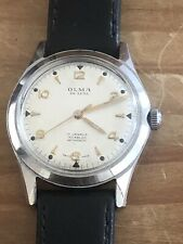 OLMA DE LUXE rare Full Working 1950s In Great Condition
