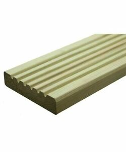Decking Boards 32mm x 150mm  3.9m  21 pices Timber Pressure Treated