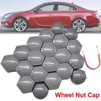 20PCS Universal 22mm Wheel Nut Caps Bolt Covers + Removal Tool Wheel Lug cover