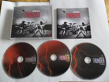 THUNDER - The Very Best  (3CD FAT BOX 2009) HARD ROCK