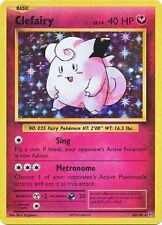 Clefairy - 63 /108 - Holo Rare  XY Evolutions Pokemon