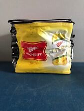 (L@K) Miller High Life Girl On The Moon Insulated Cooler With Handle Rare Mib