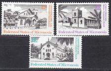Mikronesien / Micronesia 37-39** Weihnachten 1985 - Kirchen