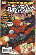 Amazing Spider-Man #563 : Marvel comic book : August 2008
